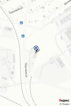 ВОЛГОПРОМКОМПЛЕКТ на карте Волжского