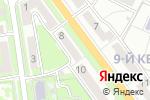 Схема проезда до компании Современные ШТОРЫ в Волжском