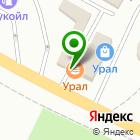 Местоположение компании Рыбацкий