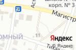 Схема проезда до компании Почтовое отделение №14 в Волжском