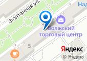 Галерея Улица Фонтана на карте