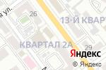 Схема проезда до компании Свои люди в Волжском