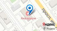 Компания Aquarium на карте