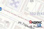 Схема проезда до компании Волжский Мясокомбинат в Волжском