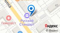 Компания Банкомат, Банк Русский Стандарт, АО на карте