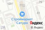Схема проезда до компании Покупочка в Волжском
