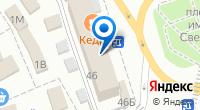 Компания Банкомат, АКБ Национальный залоговый банк на карте