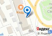 Инспекция Федеральной налоговой службы России по г. Волжскому на карте