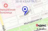 Схема проезда до компании Навигатор в Волжском