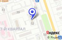 Схема проезда до компании ЛЕПТОН КВАРТИРНОЕ БЮРО в Волжском