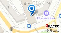 Компания Банкомат, АКБ Экспресс-Волга банк, ЗАО на карте