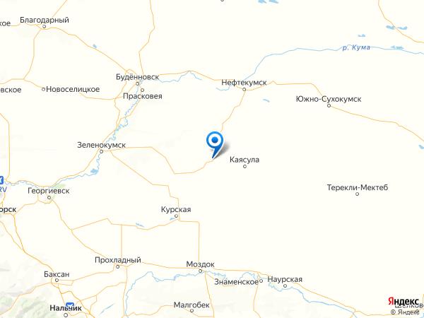 село Иргаклы на карте