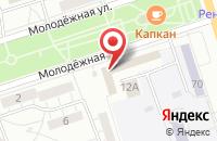 Схема проезда до компании Стройтехнадзор в Волжском