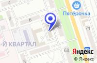 Схема проезда до компании ПРОМЫШЛЕННО-СТРОИТЕЛЬНЫЙ МЕТАЛЛ в Волжском