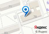 Арт-Деко на карте