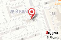Схема проезда до компании AIDASTUDIO в Волжском