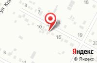 Схема проезда до компании Сбербанк в Сенькино