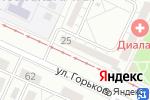 Схема проезда до компании Qiwi в Волжском