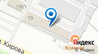 Компания КомПласт на карте
