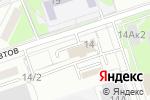 Схема проезда до компании Ювелирная мастерская в Волжском