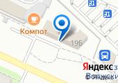 Управление государственного автодорожного надзора по Волгоградской области на карте