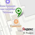 Местоположение компании Союз-Дизайн
