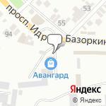 Магазин салютов Назрань- расположение пункта самовывоза