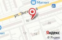Схема проезда до компании SBK в Волжском