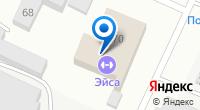 Компания Эйса на карте