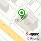 Местоположение компании МКМ
