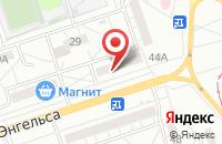 Схема проезда до компании Магазин-ателье по продаже тканей и пошиву постельного белья в Волжском