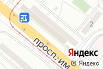 Схема проезда до компании Comepay в Волжском