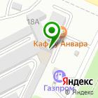 Местоположение компании Строитель