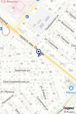 ДОРСТРОЙТЕХНИКА на карте Волжского