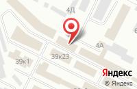 Схема проезда до компании Ронта в Волжском