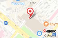 Схема проезда до компании Наружка в Волжском