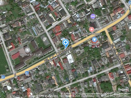 Продается земля промышленного назначения, 5 соток, Назрань, улица Осканова
