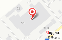Схема проезда до компании ВОЛЖСКПОЛИХИМ СП в Ленинске