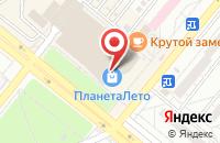 Схема проезда до компании Магазин косметики в Волжском