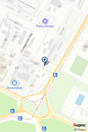 ВОЛГОГИДРОЗАЩИТА на карте Волжского
