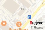 Схема проезда до компании Asur MOD в Волжском