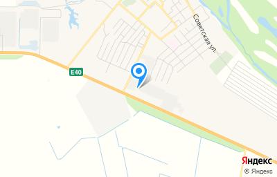 Местоположение на карте пункта техосмотра по адресу Волгоградская обл, рп Светлый Яр, д 300М