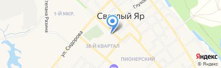 Центр занятости Светлоярского района на карте Светлого Яра