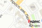 Схема проезда до компании Колер в Волжском