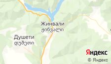 Отели города Чинти на карте