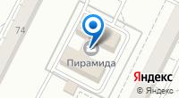 Компания МетАрий на карте