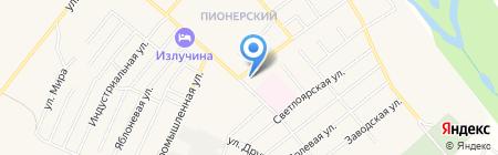 Светлоярский комплексный центр социального обслуживания населения на карте Светлого Яра