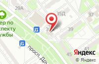 Схема проезда до компании Вкусная корзинка в Березовке