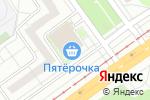 Схема проезда до компании Волжская трапеза в Волжском