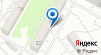 Компания Афина на карте